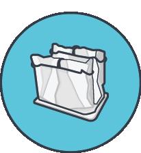 Filtrační sáček